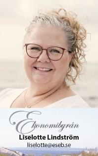 Liselotte Lindström Ekonomibyrån Flygstaden Söndrum, Halmstad