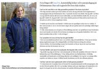 LIZA INTERVJUAS AV KULTURSTIFTELSEN