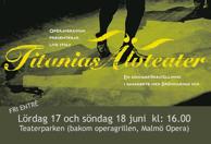 Teater/opera tillsammans med Operaverkstan