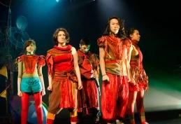 Zonen. Föreställning 2012. Foto: Peter Hartman