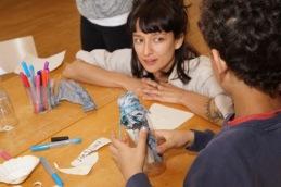 Pedagog: Luz Rivas