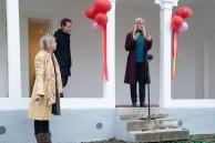 Maria Sundqvist, Daniel Fjellström, Liza Fry