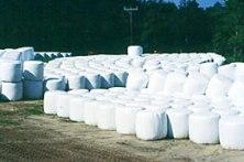 inplastning av grovfoder