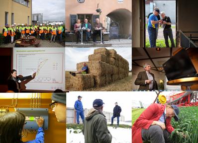 Helhetsperspektivet genomsyrar verksamheten inom Odling I Balans