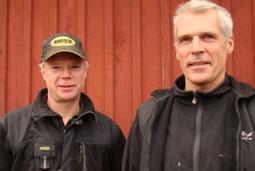 Peter och Thomas Malmström