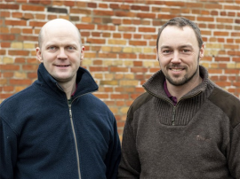 Johan Thuresson & Martin Andersson, Foto HKScan