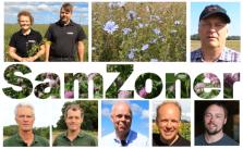 Sex av OiB pilotgårdar berättar om SamZoner