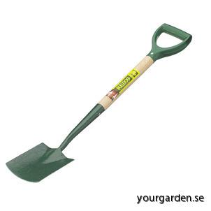 Junior spade