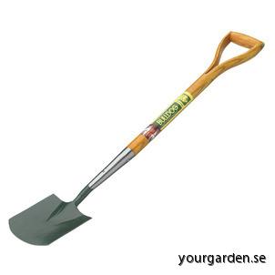 Shrubbery spade
