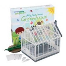 Mitt första växthus