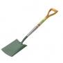 Premium Treaded Digging Spade Wood