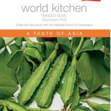 Winged Bean (Asparagus Pea)