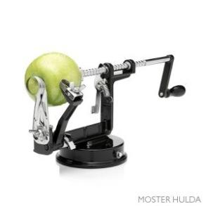 Äppelskalare - Moster Huldas - svart