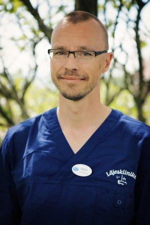 Distriktsläkare Måns Persson