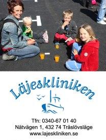 Föräldrargrupp i Varberg - BVC-mottagningen på Läjeskliniken i Träslövsläge