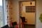 I anslutning till vårt ena väntrum har vi skapat ett amningsrum