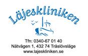 Kontakta privat vårdcentral Varberg - Läjeskliniken