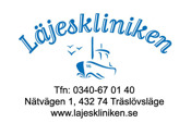 Hälsoundersökning Varberg - Läjeskliniken
