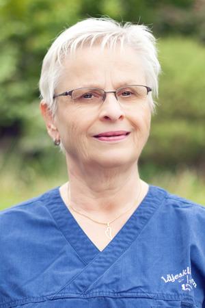 Karin Kroon, Undersköterska