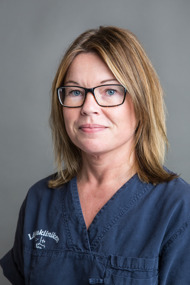 Maria Karlsson, Medicinsk sekreterare/ IT-ansvarig