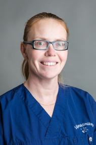 Viktoria Friman, ST- läkare