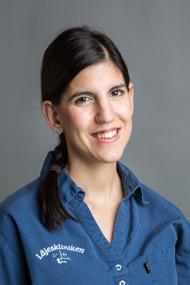 Therese Mårtensson, ST-läkare