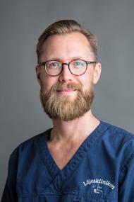 Kristofer Mollberg, Specialist i allmänmedicin /Medicinskt ledningsansvarig