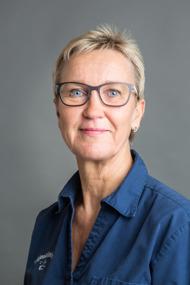Anita Berntsson, Undersköterska
