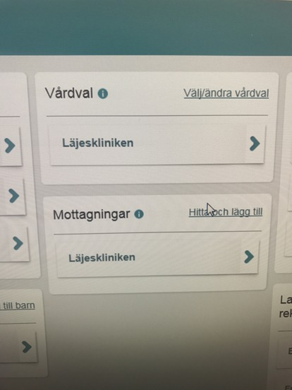 1177.se e-tjänsterna
