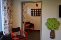 Amningsrum på Läjeskliniken i Träslövsläge, Varberg