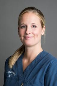 Jennie Olofsson, Undersköterska