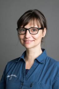 Karin Karlsson, Medicinsk sekreterare