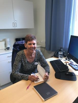 Eva Jigsjö-Larsson, psykiatrisjuksköterska / KBT-terapeut
