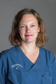Ellen Borgh, Leg läkare