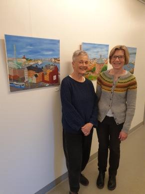 Ing-Marie Bergbrant & Kerstin Wickberg Borgh