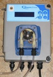 SB 1001 descaler dosing pump
