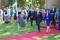 Kungaparet och svenska flaggan igen