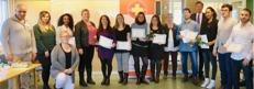 Undersköterskor med diplom