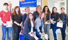 Nya undersköterskor hos Institute af Lärande i Västerås - 2017