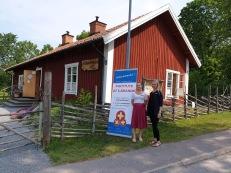 Träffa oss i Hembygdsgården Klint i Bro
