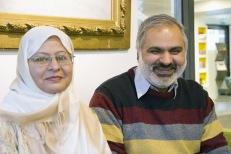 Arifa och Muhammad