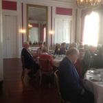 Frokost i Odd Fellow palaet