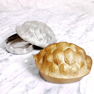 Askar i form av sköldpaddor