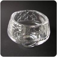Erik hoglund (Höglund) Boda engraved bowl