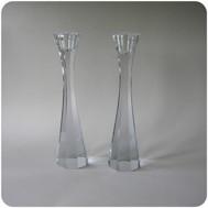 Asta Stromberg, Strombergshyttan, a pair of candlesticks