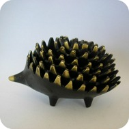 Hedgehog, Walter Bosse Wien ... SOLD