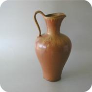 Gunnar Nylund, Rorstrand, stoneware vase
