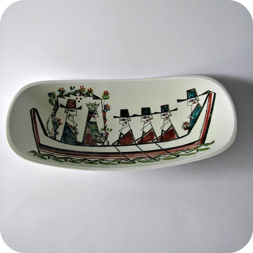 Bowl Polka Carl-Harry Stalhane Rorstrand .................700 SEK