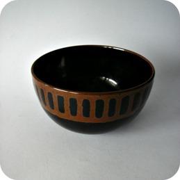 Stig Lindberg, Gustavsberg, bowl ...........................700 SEK