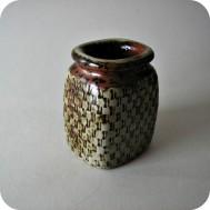 Stig lindberg Gustavsberg, stoneware vase
